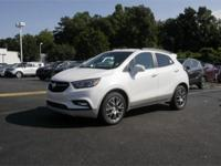 New Price! White Frost 2018 Buick $4,796 off MSRP!