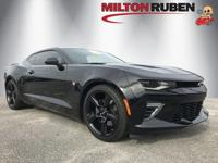 This 2018 Chevrolet Camaro 2dr 2dr Coupe SS with 2SS