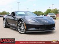 Black 2018 Chevrolet Corvette Grand Sport 1LT RWD 8