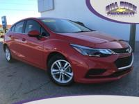 CARFAX One-Owner. This 2018 Chevrolet Cruze Hatch Back