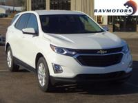 This is the sleek 2018 Chevy Equinox LT. Equipped with