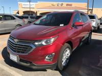 Red Tintcoat 2018 Chevrolet Equinox LT 1LT FWD 6-Speed