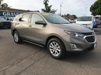 Options:  2018 Chevrolet Equinox Fwd 4Dr Lt W/1Lt