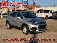 Meet our 2018 Chevrolet Trax LT that's eye-catching in