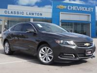 Gray Metallic 2018 Chevrolet Impala LT 1LT FWD 6-Speed