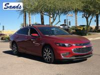 The 2018 Chevrolet Malibu is the car that doesn't