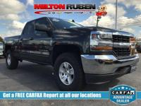 This 2018 Chevrolet Silverado 1500 4dr 4WD Double Cab