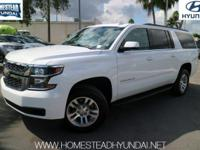 This outstanding example of a 2018 Chevrolet Suburban
