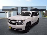 Come see this 2018 Chevrolet Tahoe Premier. Its