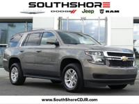 CARFAX One-Owner. 2018 Chevrolet Tahoe LT Pepperdust