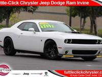 CARFAX 1-Owner! This 2018 Dodge Challenger 392 Hemi