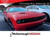 Look at this 2018 Dodge Challenger R/T Scat Pack. Its