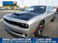 Check out this 2018 Dodge Challenger SRT Hellcat. Its