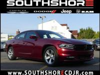 CARFAX One-Owner. Clean CARFAX. 2018 Dodge Charger SXT