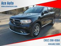 2018 Dodge Durango SXT AWD 4dr SUV Call or Text Sales