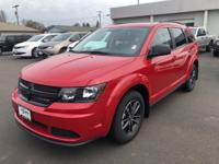Red Line 2018 Dodge Journey SE FWD 4-Speed Automatic