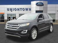 * 3.5 LITER 6 Cylinder engine * * 2018 ** Ford * * Edge