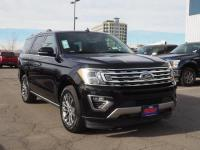 Shadow Black 2018 Ford Expedition Limited 4WD 10-Speed