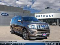Stone Gray Metallic 2018 Ford Expedition Max Limited