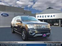 Magnetic Metallic 2018 Ford Expedition Max Limited 4WD