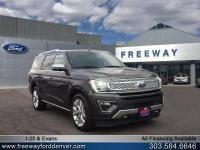Magnetic Metallic 2018 Ford Expedition Platinum 4WD