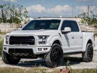 THIS RAPTOR HAS THE FOLLOWING OPTIONS FROM THE FACTORY: