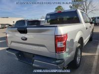 Recent Arrival!   Silver 2018 Ford F-150 3.3L V6 RWD