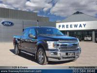 Shadow Black 2018 Ford F-150 XLT 4WD 10-Speed Automatic