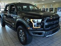 New Price! CARFAX One-Owner. Shadow Black 2018 Ford