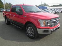 Checkout this Humes Ford of Corry 2018 Race Red Ford