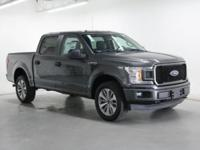 This outstanding example of a 2018 Ford F-150 XL is