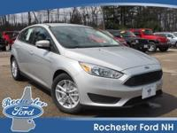 New Arrival! This 2018 Ford Focus SE, has a great Ingot