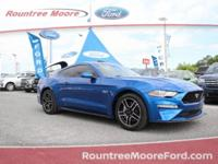 CARFAX One-Owner. Clean CARFAX. Lightning Blue Metallic