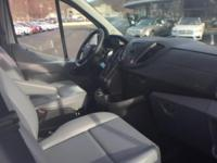 Check out this 2018 Ford Transit Van . Its Automatic