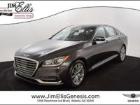 2018 Genesis G80 3.8 12-Way Power Heated Front Bucket