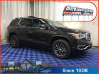 $7,062 off MSRP! Iridium Metallic 2018 GMC Acadia SLT-1