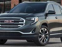 This almost new GMC Terrain FWD was used in our service