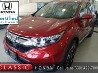 Certified Pre-Owned and ready to go! Our 2018 Honda has