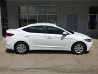 This outstanding example of a 2018 Hyundai Elantra SE