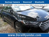 DESIRABLE FEATURES:   Backup Camera, Moonroof,