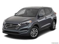 This 2018 Hyundai Tucson Limited features a push button