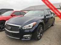 2018 INFINITI Q70L 3.7 salvage title, must be cash or