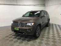 New Price! Brown Metallic 2018 Jeep Grand Cherokee