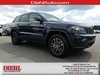 Rhino Clearcoat 2018 Jeep Grand Cherokee Trailhawk 4WD