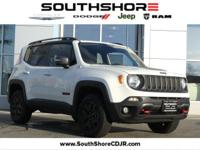 CARFAX One-Owner. Clean CARFAX. 2018 Jeep Renegade
