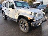 Recent Arrival! White 2018 Jeep Wrangler Unlimited