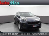 This 2018 Kia Sportage LX is proudly offered by Automax
