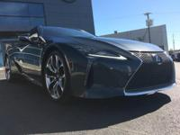 Looking for a clean, well-cared for 2018 Lexus LC? This