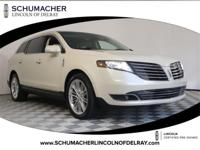 !!!!!CERTIFIED!!!!! 2018 Lincoln MKT Reserve in Ivory