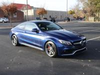 Original MSRP 91K!! 2018 MERCEDES-BENZ C63 AMG-S COUPE